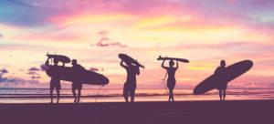 Surf à Lacanau